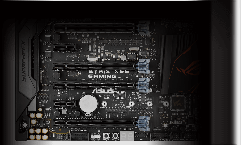 ROG STRIX X99 GAMING | Motherboards | ASUS USA