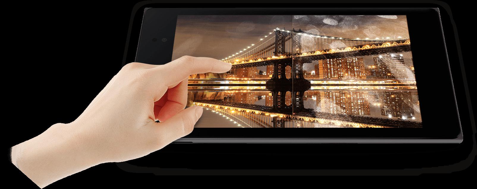 [ASUS ME572CL Memo pad 7 Tablet - Gold]
