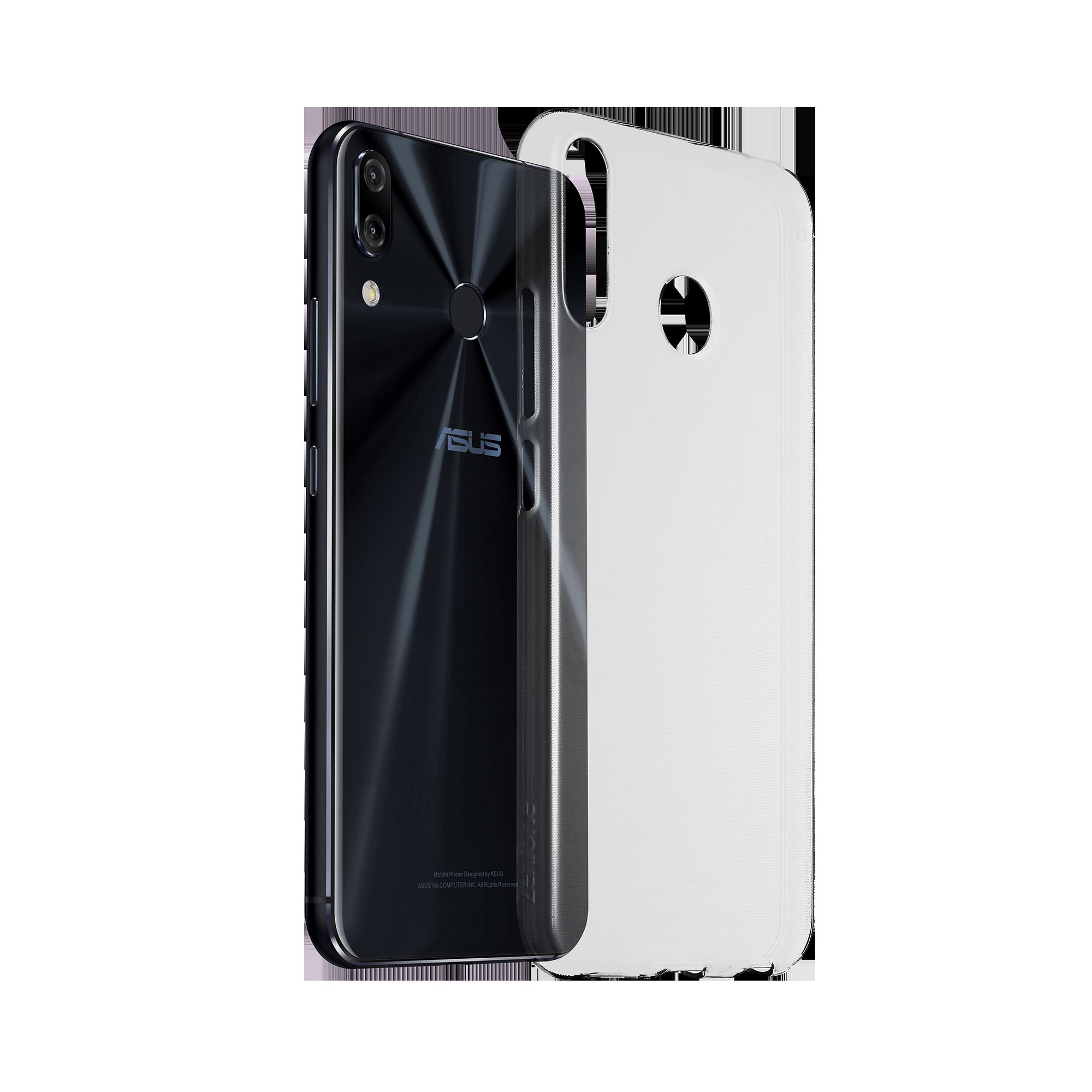 wholesale dealer 63b04 19998 ZenFone 5 & 5Z Clear Soft Bumper (ZE620KL, ZS620KL) | Phone ...