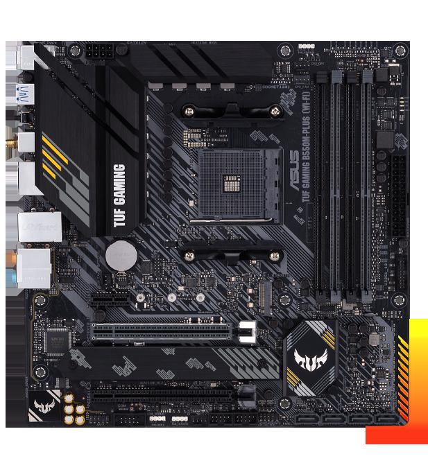 TUF Gaming B550M-Plus (Wi-Fi)