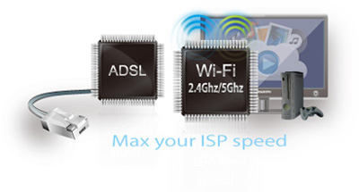 Drivers Update: ASUS DSL-N55U C1 Router