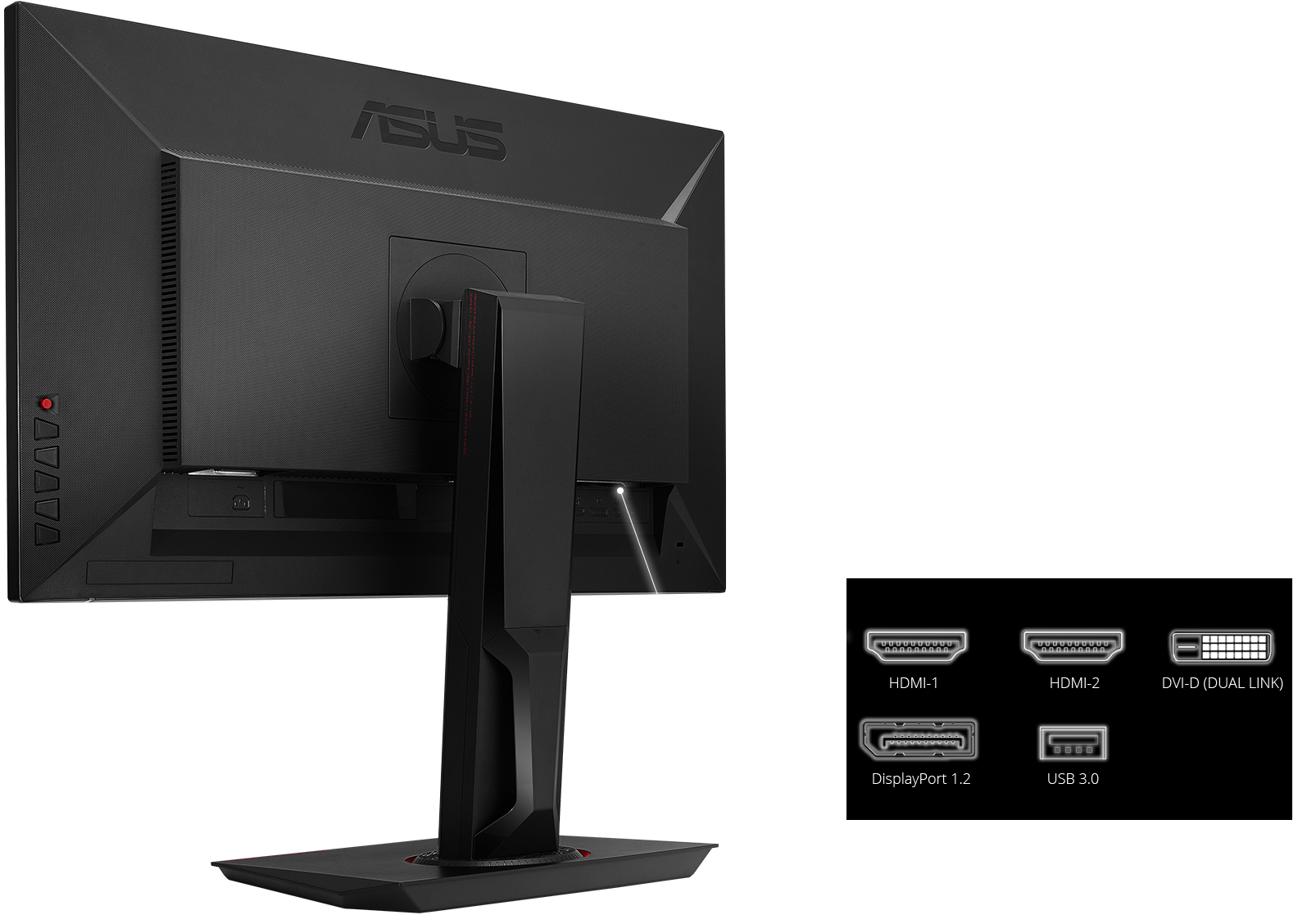 Back To Back Monitor : Buy asus mg q hz gaming k monitor in pakistan from