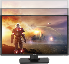 "ASUS MG278Q Gaming Monitor - 27"" 2K WQHD (2560 x 1440)"