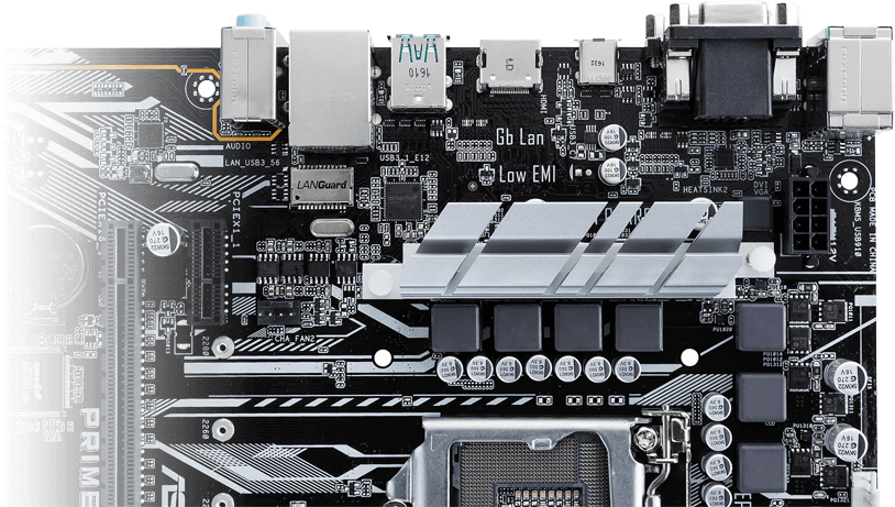 Asus PRIME H270-PRO Motherboard Drivers (2019)