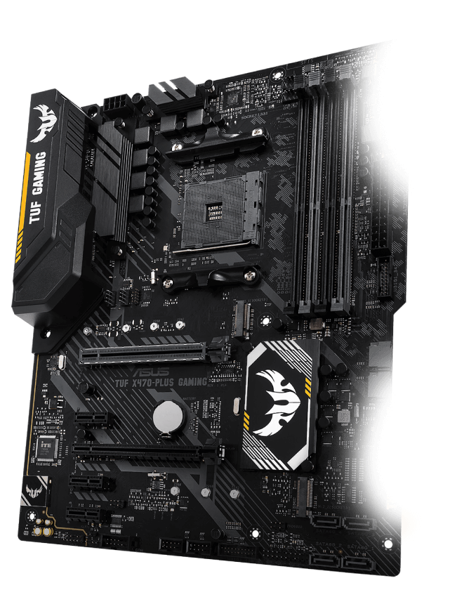TUF X470-PLUS GAMING | Motherboards | ASUS USA