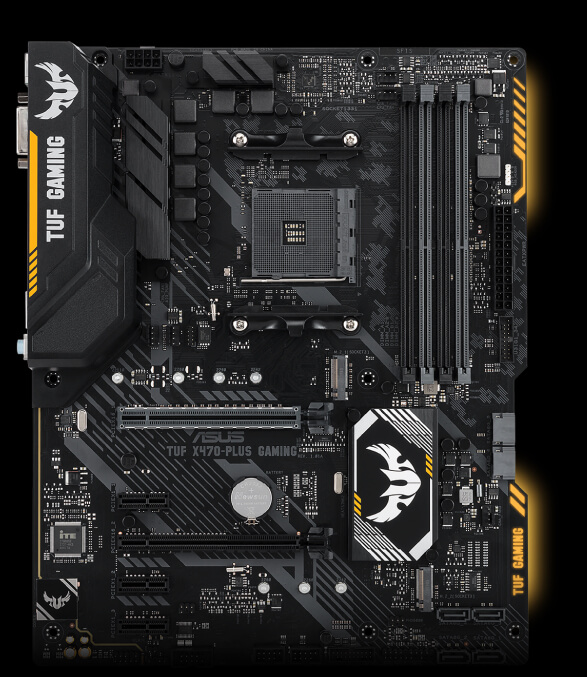 TUF X470-PLUS GAMING | Motherboards | ASUS Global