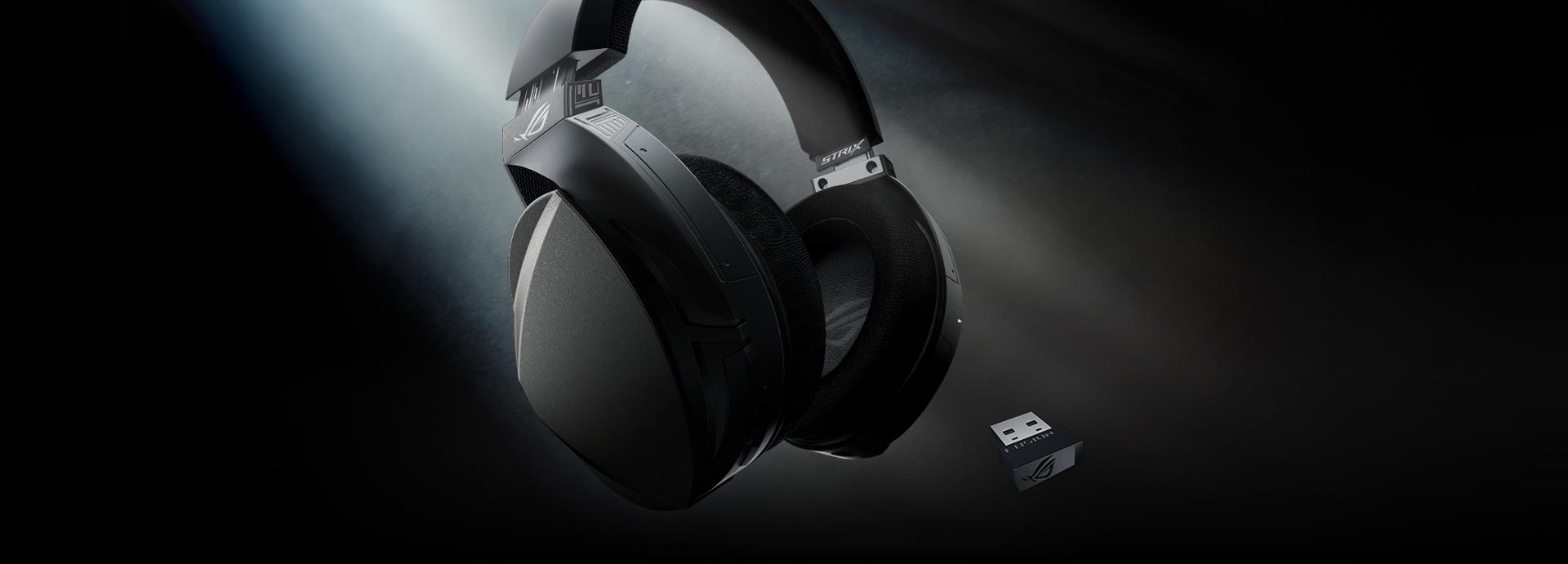 Giocare con più libertà e controllo. ROG Strix Fusion Wireless è una cuffia  ... e507382dd843