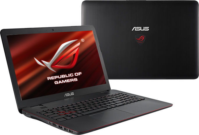 New Driver: ASUS ROG G551VW ICE Sound