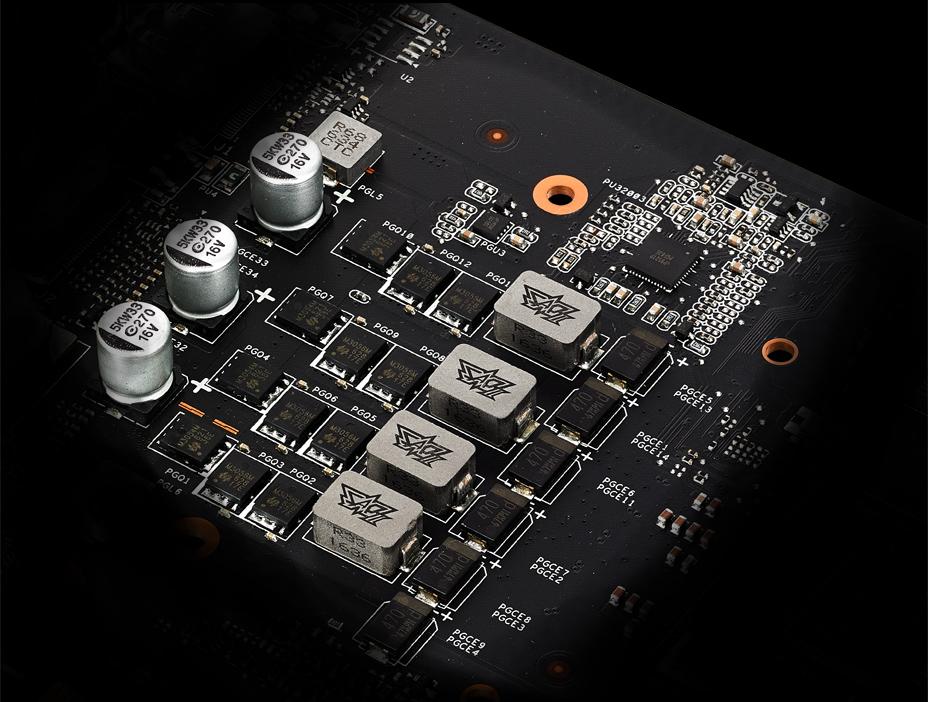 ROG STRIX-GTX1050TI-4G-GAMING | Graphics Cards | ASUS Global