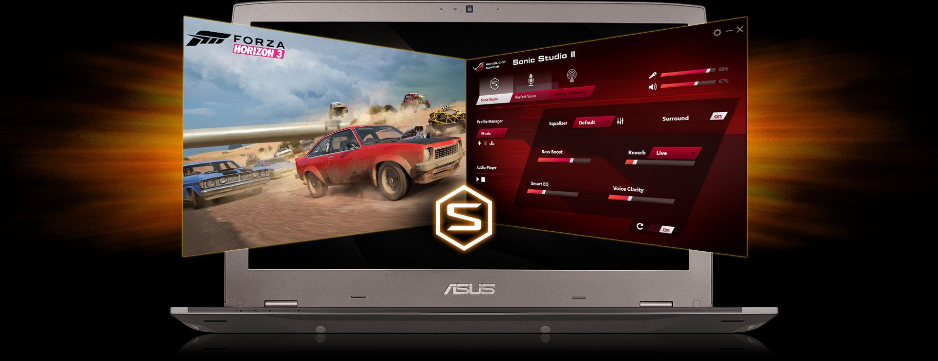 Asus ROG G701VIK-BA047T 17 3-in FHD Intel Core i7-7820HK GeForce GTX 1080