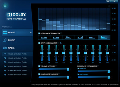 Dolby Digital Sound Effect Software Free Download For Windows 7