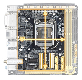 ASUS Z87I-DELUXE Intel LAN Windows 8 X64