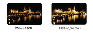 ASUS Smart Contrast Ratio pour des graphismes exceptionnels