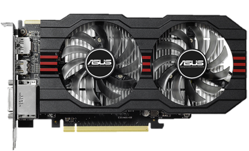Asus AMD Radeon R7 260X R7260X-DC2-2GD5 Driver for Windows 7