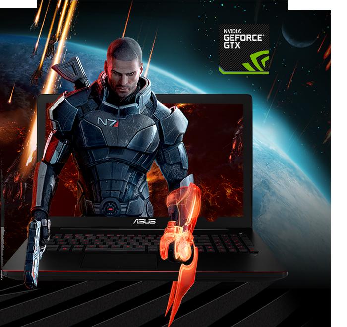ASUS ROG G550JK laptop giành cho gaming thực thụ - 37671