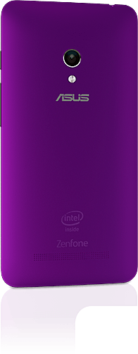ZenFone A500CG Purple