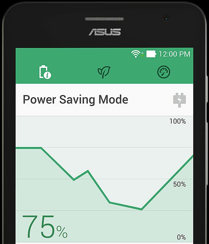 ZenFone 5 Power Saving