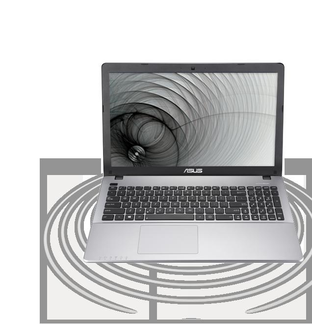 Computer portatile ASUS k550VX