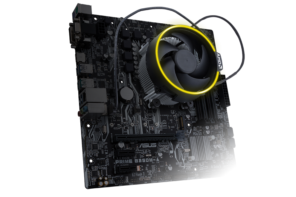 PRIME B350M-A | Motherboards | ASUS Global