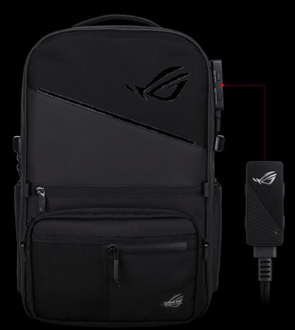 ROG Ranger BP3703 Gaming Backpack   Datamaskinsekker   ASUS Norge
