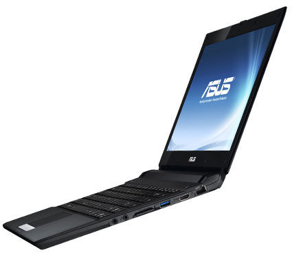 19mm thin notebook with an Intel® standard voltage CPU