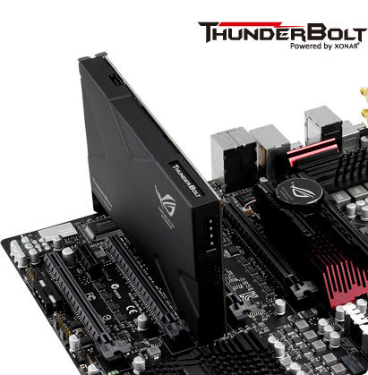 ThunderBolt pic Intel Core i7 990X Extreme Edition & ASUS Rampage III Black Edition Review