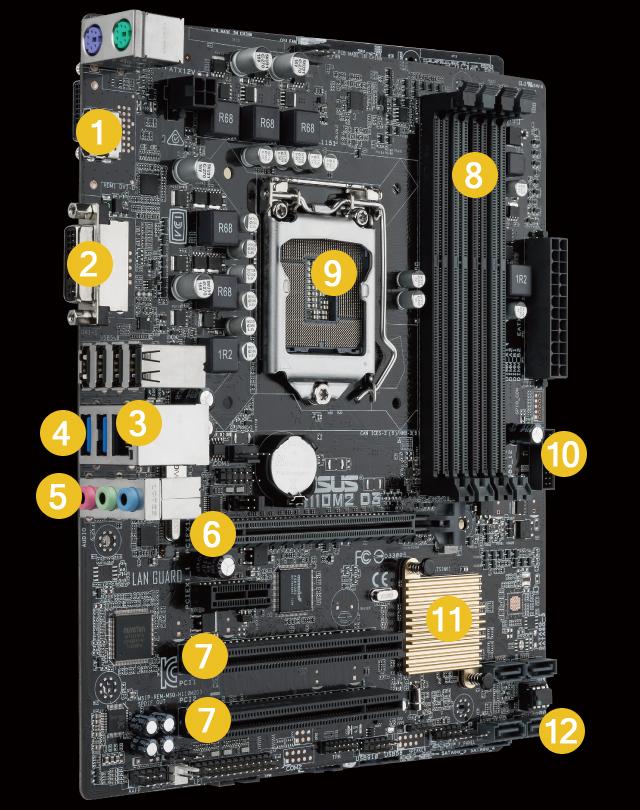 ASUS H110M2 D3 Intel Graphics Drivers for Mac Download