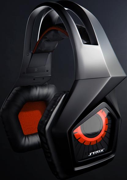 Asus Strix Pro Gaming Headset, PC Mac