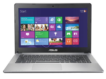 ASUS X450CC Smart Gesture Drivers