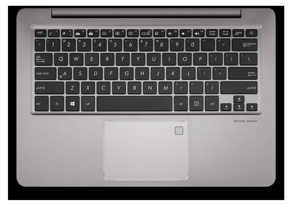 Keyboard ZenBook UX410