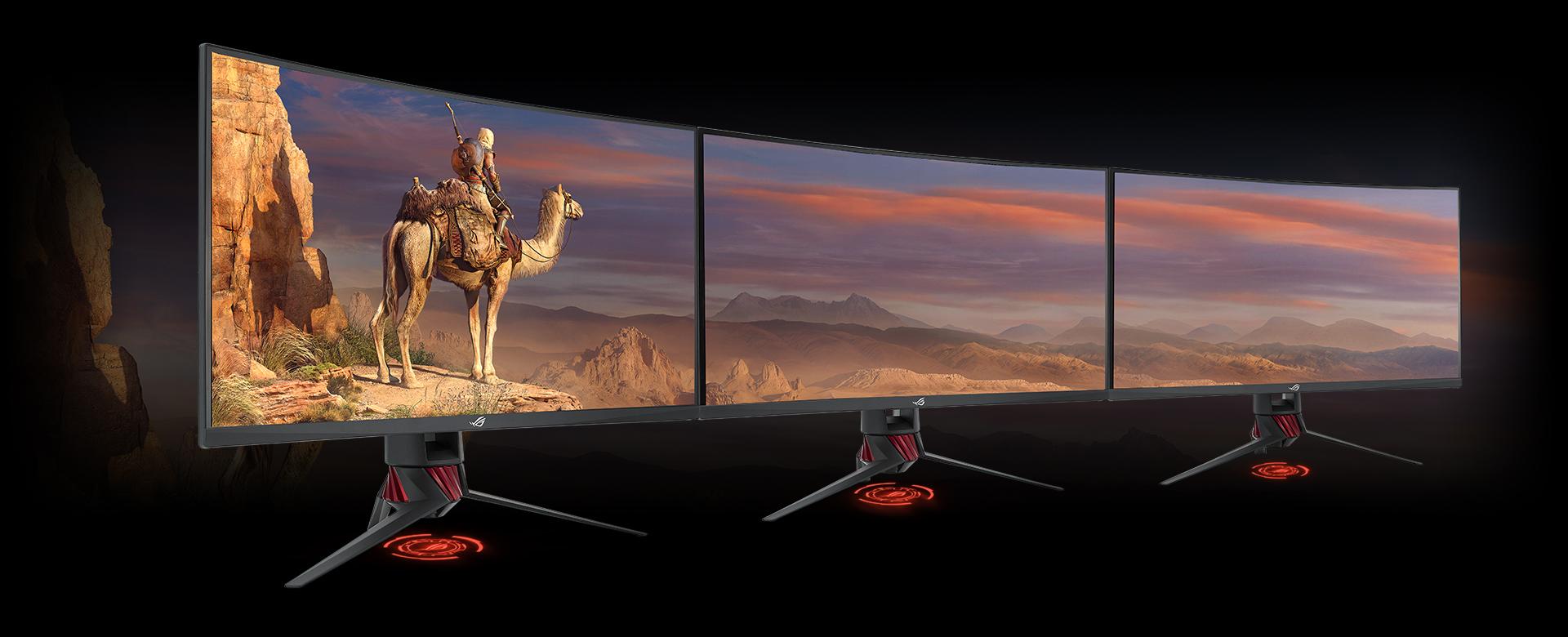Rog Strix Xg32vq Monitores Asus Portugal Mg279q Gaming Monitor 27ampquot 2k Wqhd 2560 X 1440 Ips Up To 144hz Freesync Construa A Melhor Estao De Batalha E Desfrute Uma Envolvncia Completa