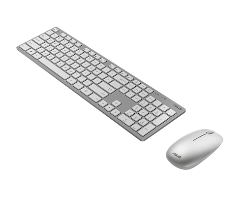NEW ASUS Wireless Keyboard And Mouse AK1L AM1L set OEM
