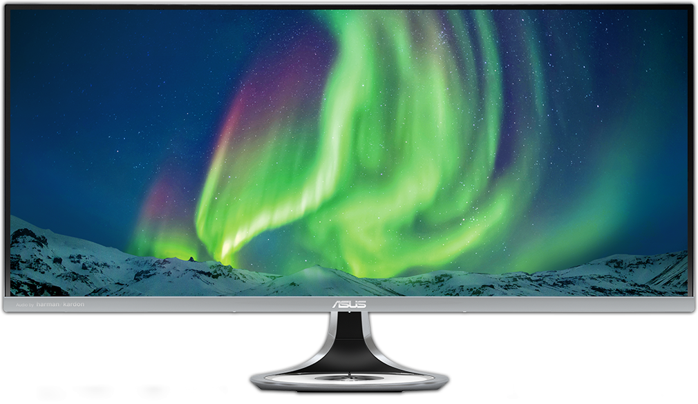 MX34VQ 34-inch Curved Ultra-Wide Monitor