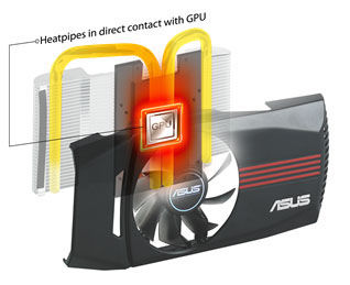 ASUS GTX650-DCT-1GD5 NVIDIA Display Driver for Windows