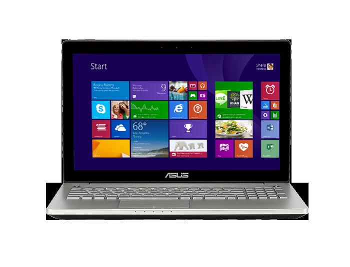 ASUS N550JX Intel Graphics Driver Windows