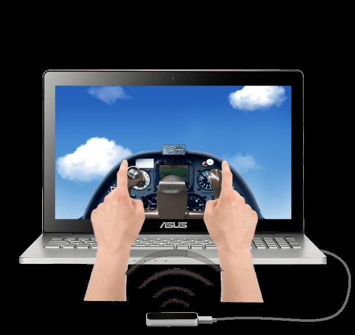 ASUS N550JX Smart Gesture Treiber Windows 7