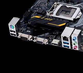 ASUS TUF H310-Plus Gaming LGA 1151 ATX Motherboard
