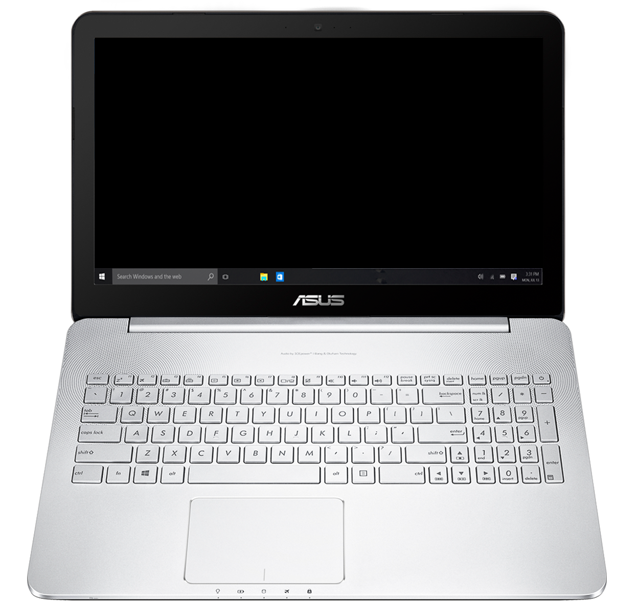 ASUS VivoBook Pro N552VX Smart Gesture Windows 7 64-BIT