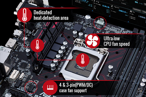 PRIME B250-PLUS | Motherboards | ASUS USA