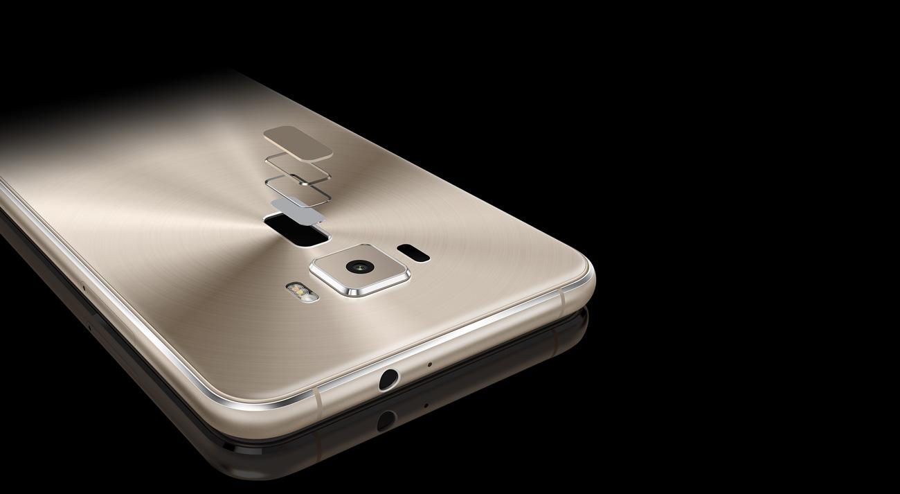 teknologi touch security pada Zenfone 3