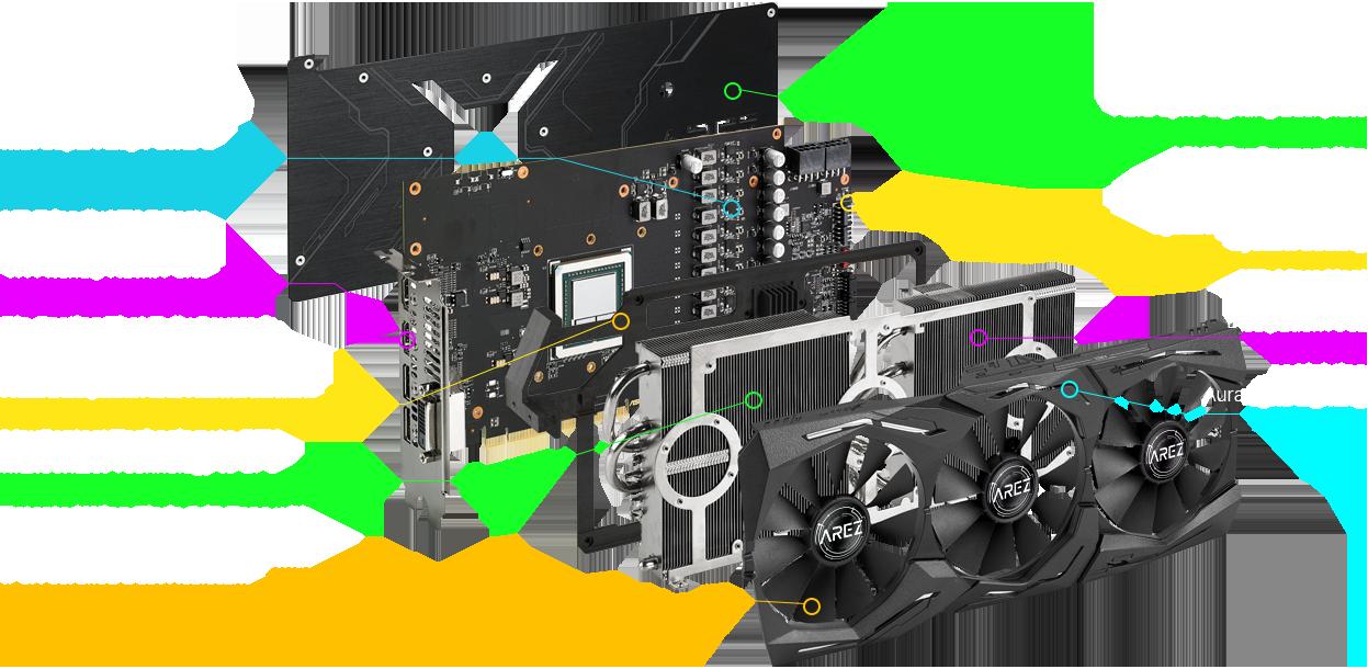 AREZ-STRIX-RXVEGA56-O8G-GAMING | Graphics Cards | ASUS USA