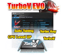 turboV evo new ASUS P7H57D V EVO Motherboard Review