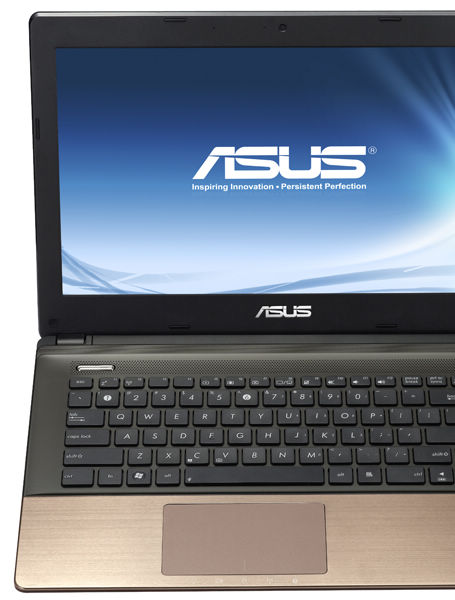 ASUS K45 seires with Palm Proof technology