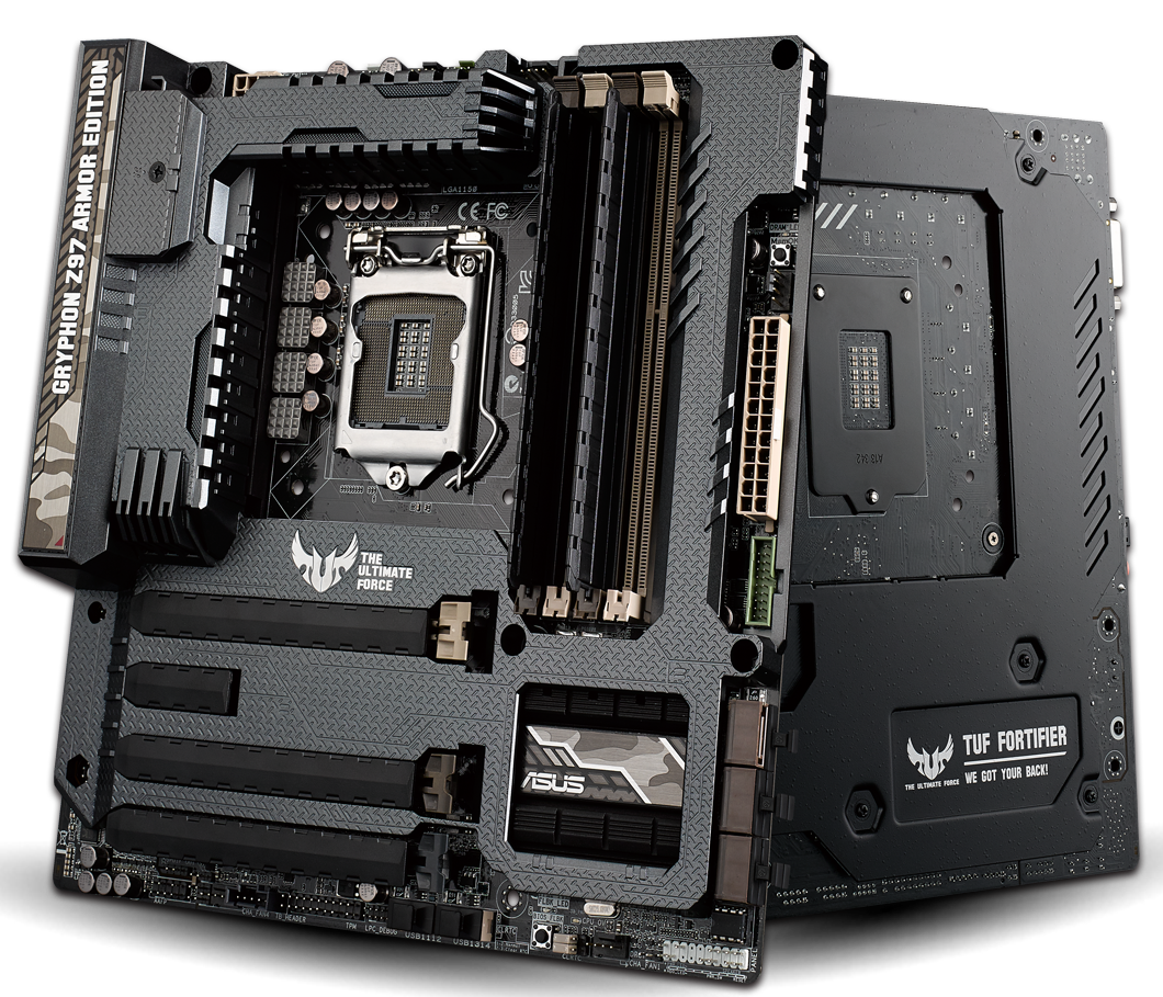 ASUS GRYPHON Z97 Driver Download