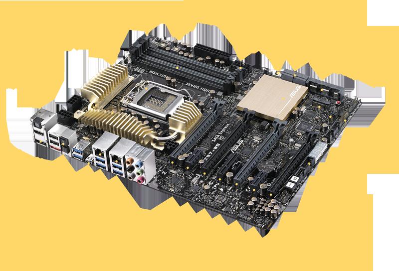 New Driver: ASUS Z97-WS Intel LAN