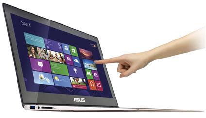 Meet ASUS ZENBOOK™ Touch