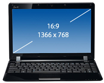 Drivers for Asus Eee PC 1201NL Notebook ACPI
