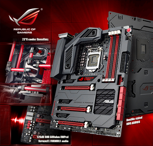 ASUS MAXIMUS VI FORMULA Intel Graphics Windows 8 Drivers Download (2019)
