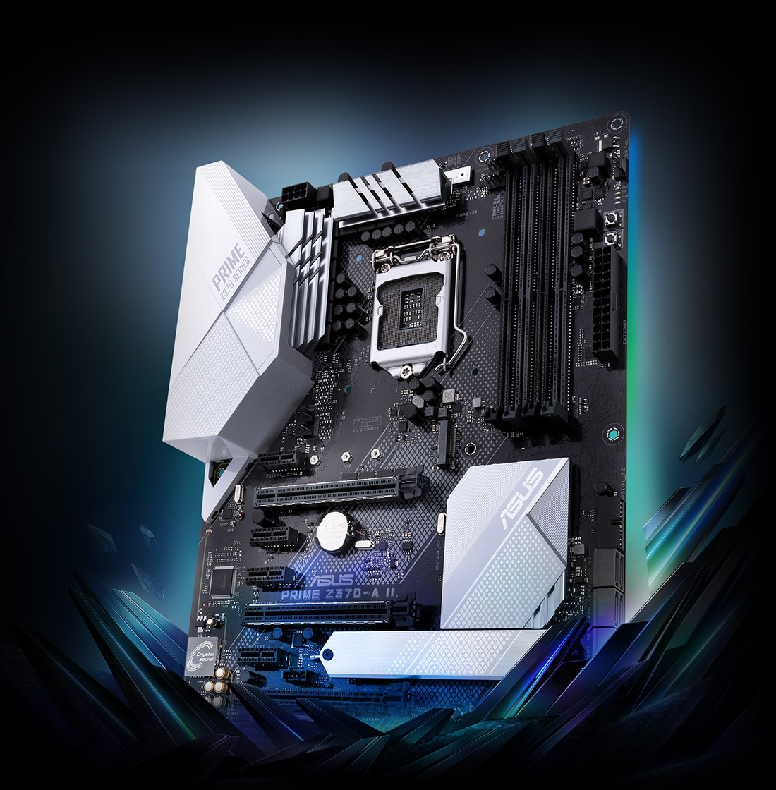 Prime Z370 A Ii Motherboards Asus Usa