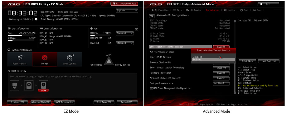 How do I update the bios on Asus Z97AR  Solved